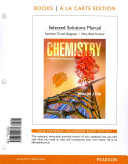 Student Solutions Manual for Chemistry Book PDF