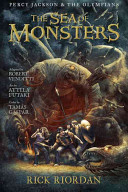 Percy Jackson and the Olympians Sea of Monsters, The: The Graphic Novel image