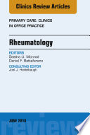 Rheumatology  An Issue of Primary Care  Clinics in Office Practice  E Book Book