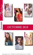 12 romans Passions (no749 à 754 - Octobre 2018) Pdf/ePub eBook