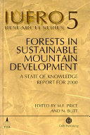 Forests in Sustainable Mountain Development Pdf/ePub eBook