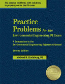 Practice Problems for the Environmental Engineering PE Exam Book