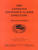 Canadian Books in Print 2001