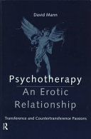Psychotherapy  an Erotic Relationship