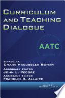 Curriculum and Teaching Dialogue Book