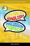 Advanced English Discussion Topics