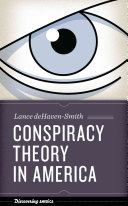 Conspiracy Theory in America ebook