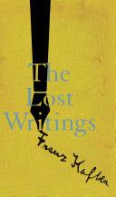 The Lost Writings [Pdf/ePub] eBook