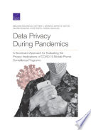 Data Privacy During Pandemics