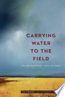Carrying Water to the Field Book