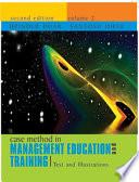 Case method in Management Education (Vol II)