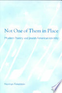 Not One Of Them In Place Book PDF