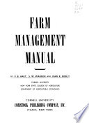 Farm Management Manual