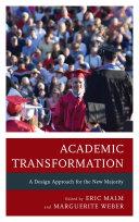 Academic Transformation [Pdf/ePub] eBook