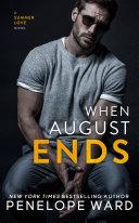 When August Ends Pdf/ePub eBook