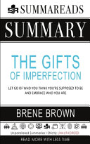 Summary of The Gifts of Imperfection