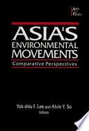 Asia s Environmental Movements