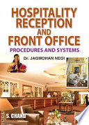 Hospitality Reception and Front Office (Procedures and Systems)