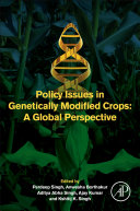 Policy Issues in Genetically Modified Crops Book
