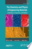 The Chemistry and Physics of Engineering Materials Book