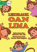 Five Little Monkeys   Lekirauk Oan Lima  Tetun Edition