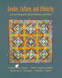Pdf Gender, Culture, and Ethnicity