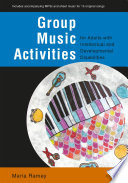 Group Music Activities for Adults with Intellectual and Developmental Disabilities