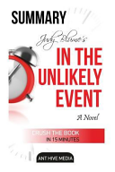 Judy Blume s in the Unlikely Event Summary   Review