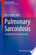 Pulmonary Sarcoidosis Book