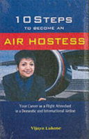 10 Steps to Become and Air Hostess ebook