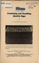 Producing and handli