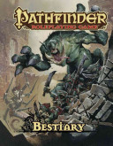 link to Pathfinder roleplaying game : bestiary in the TCC library catalog