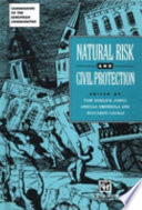 Natural Risk and Civil Protection Book