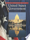 United States Government: Democracy in Action (Student Edition)