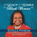 The Legacy of a Humble Black Woman [Pdf/ePub] eBook