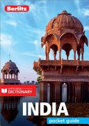 Berlitz Pocket Guide India  Travel Guide eBook