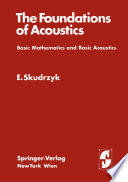 The Foundations of Acoustics Book