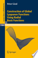 Construction of Global Lyapunov Functions Using Radial Basis Functions