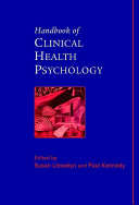 Handbook of Clinical Health Psychology Book
