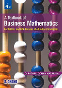A Textbook Of Business Mathematics 4th Edition