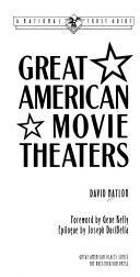 Great American Movie Theaters
