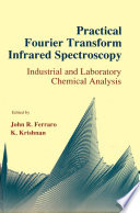 Practical Fourier Transform Infrared Spectroscopy