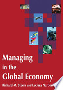 Managing in the Global Economy