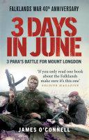 Three Days In June [Pdf/ePub] eBook