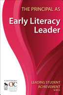 The Principal as Early Literacy Leader