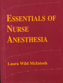 Essentials of Nurse Anesthesia