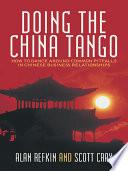 Doing the China Tango