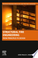 Structural Fire Engineering Book