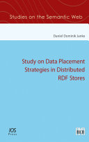 Study on Data Placement Strategies in Distributed RDF Stores