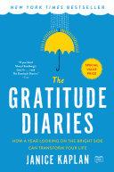 The Gratitude Diaries Book